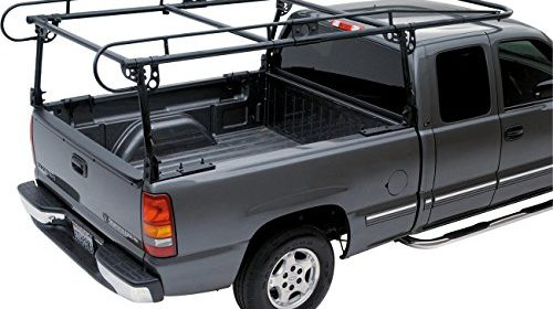 Best Choice Products Sky1698 Universal Contractor Pickup Truck Ladder Lumber Rack Full Size Heavy Duty