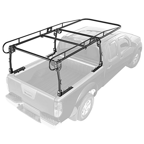 Titan Contractor Pickup Truck Ladder Rack With Cab