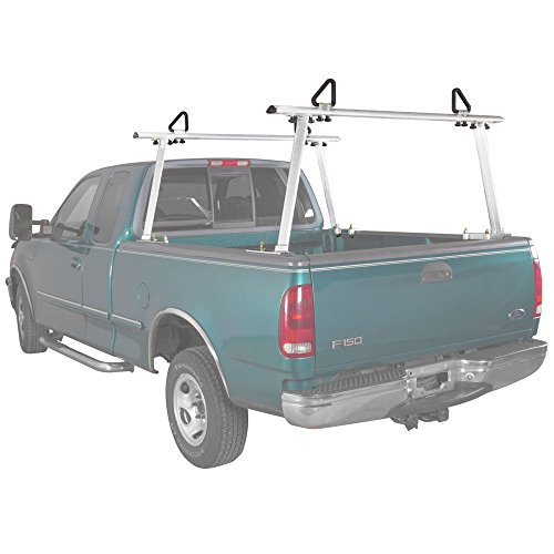 Workstar Aluminum Pickup Truck Utility Ladder Rack 66 5